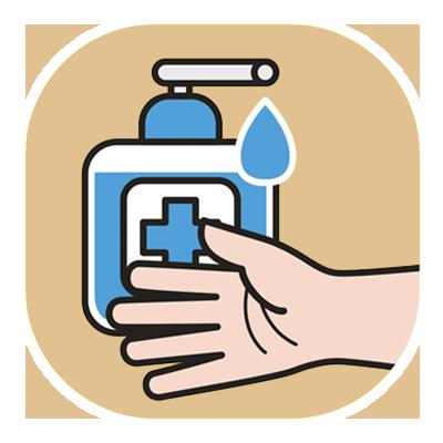 sapone igienizzante