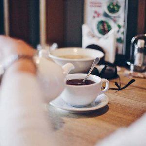 tea break n. 1